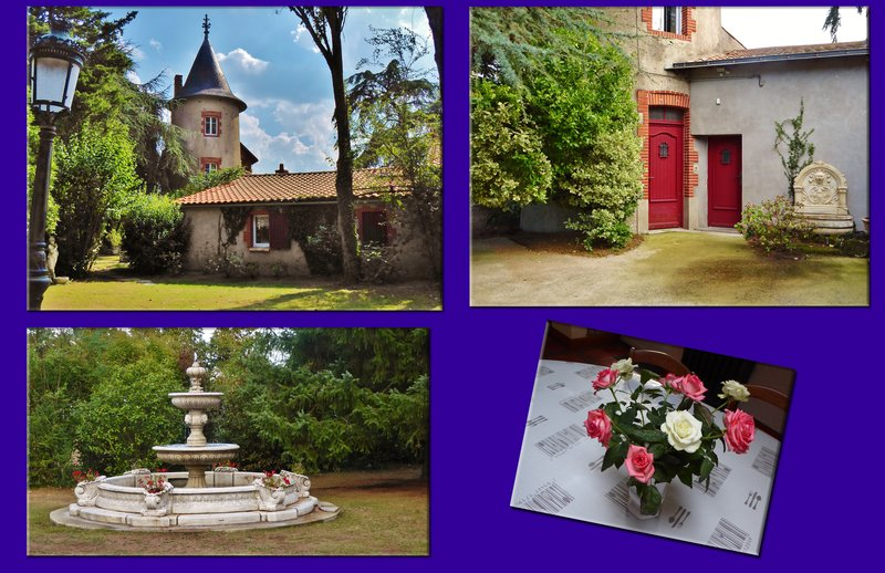 Le Moulin des Landes, our Gite for the Week