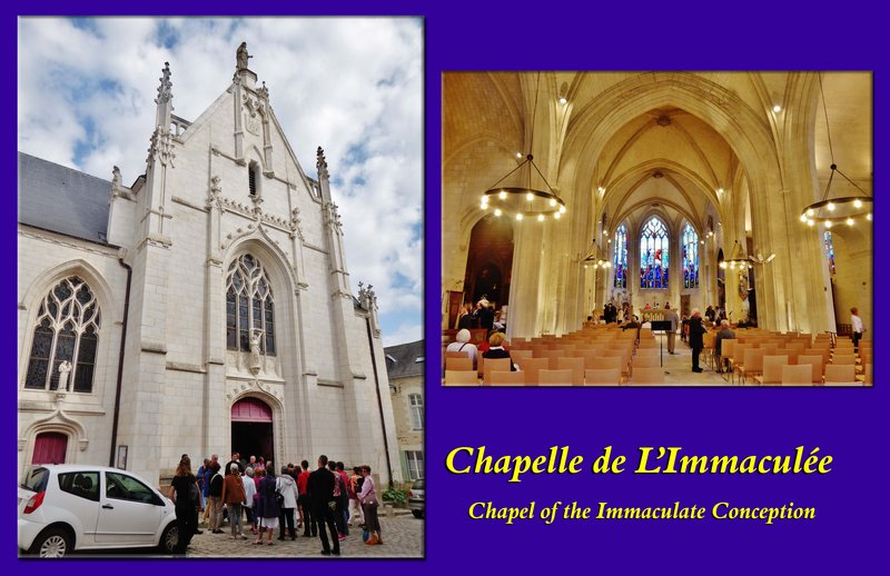 Chapel of the Immaculate Conception in Nantes