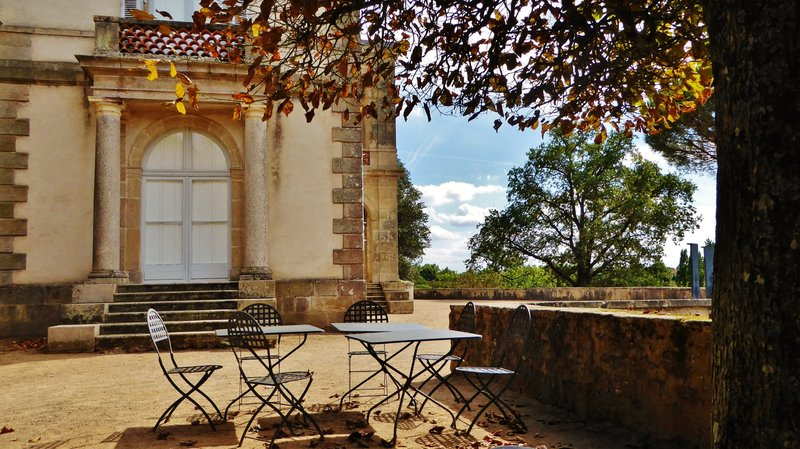 Domaine de la Garenne Lamot veranda