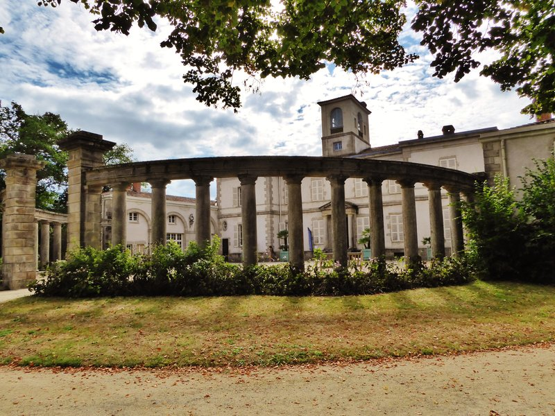 Italian Villa at Domaine de la Garenne Lemot