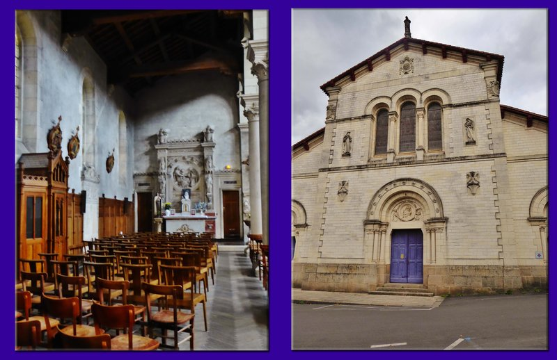 Eglise Notre Dame in Clisson