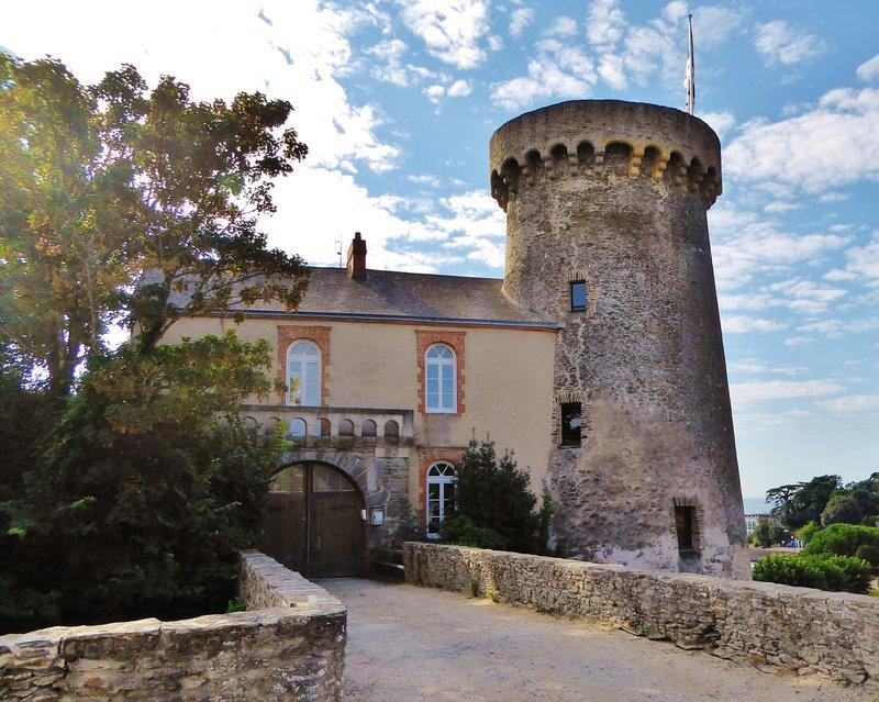 Château in Pornic