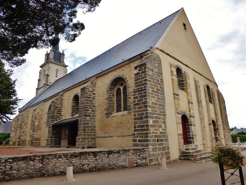 Eglise St. Pierre, Moutiers-en-Retz