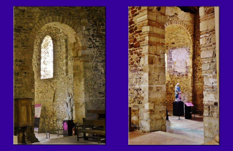 Abbatiale Déas in Saint-Philbert-de-Grand-Lieu