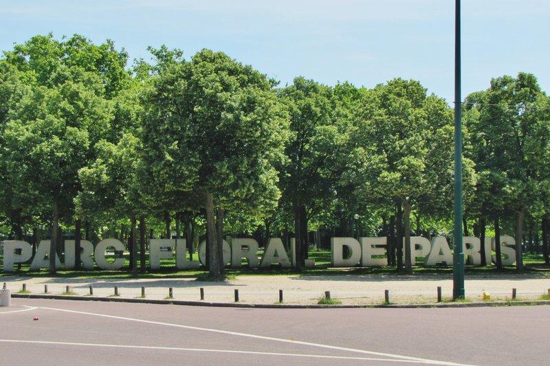 Parc Floral de Paris in Vincennes