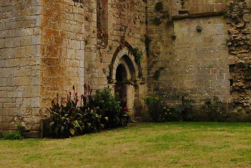 Abbaye de L'Île Chauvet
