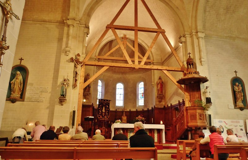Eglise de Pompas