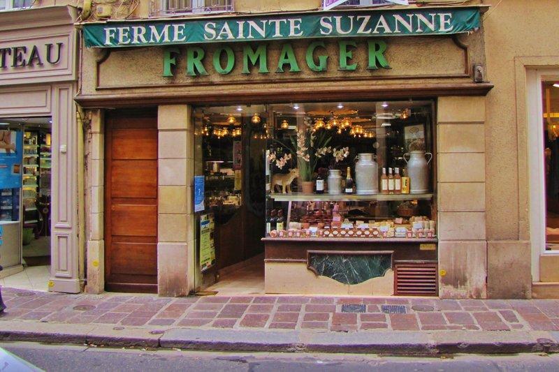 Fromager in Saint-Germain-en-Laye