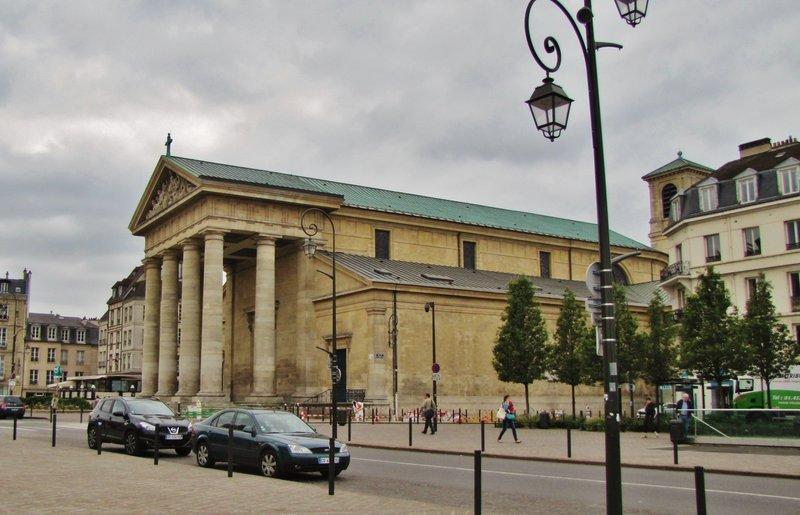 Eglise Saint-Germain-en-Laye