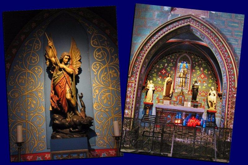Basilique St.-Michel-de-Frigolet