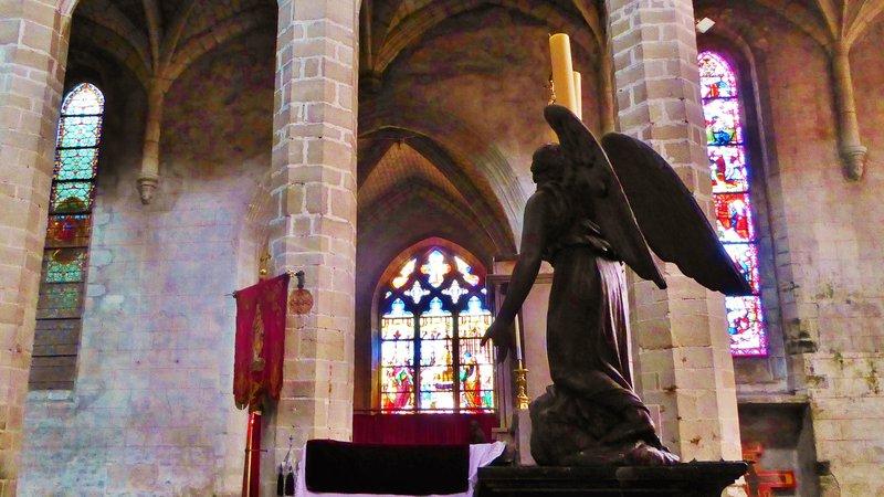 Collégiale St. Aubin in Guérande