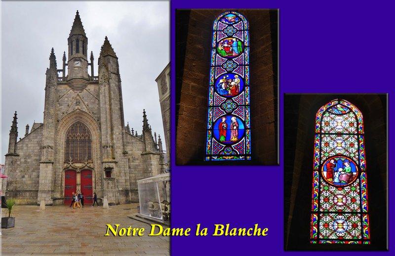 Notre Dame la Blanche in Guérande