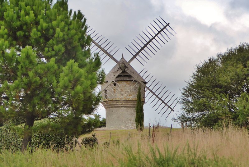 Moulin de Cremeur near Guérande