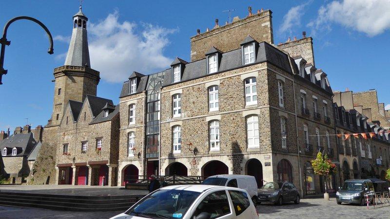 The Medieval Belfry