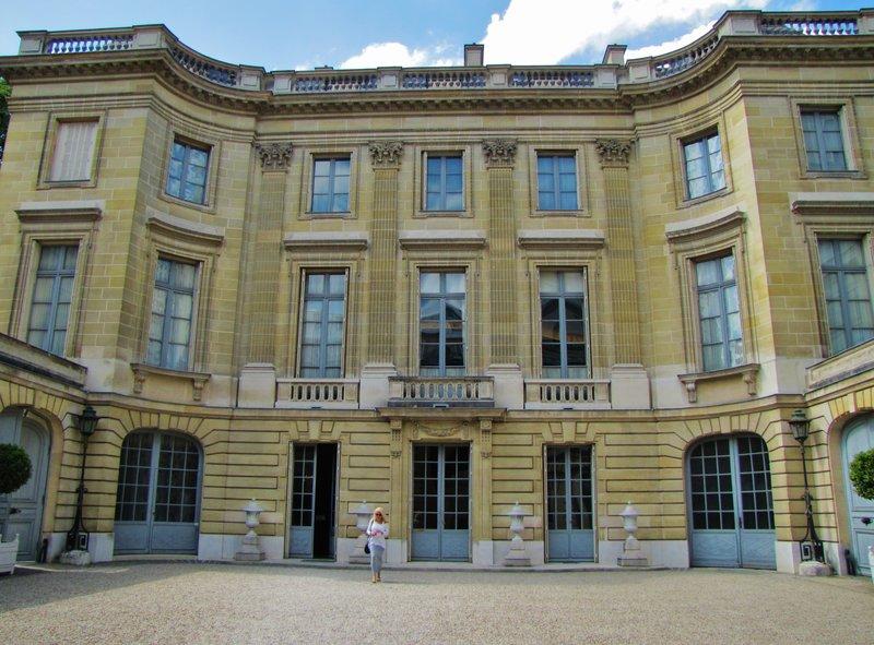 The Nissim Camondo Museum in Paris