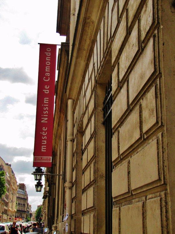 The Nissim Camondo Museum