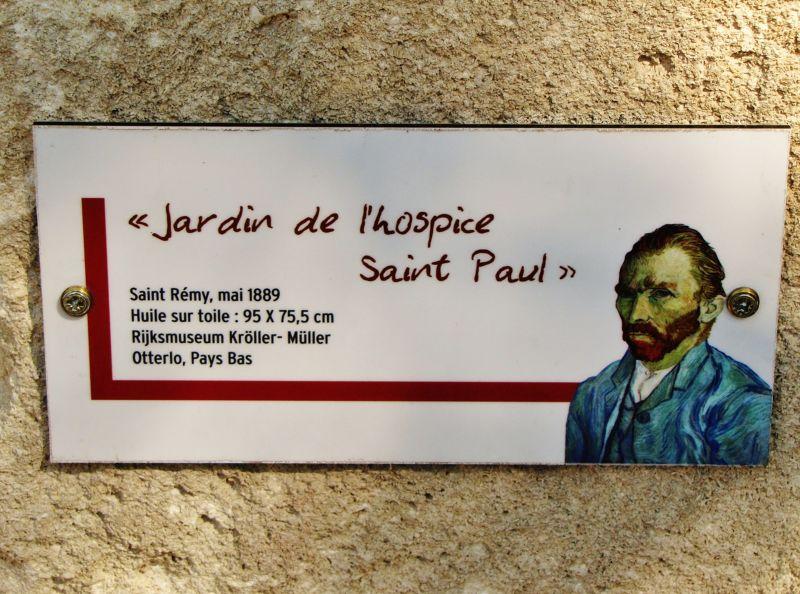 Saint Paul de Mausole Asylum - Saint-Rémy-de-Provence