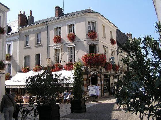 Salon de Thé in Amboise