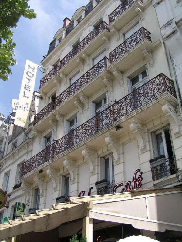 Hotel Bristol in Reims
