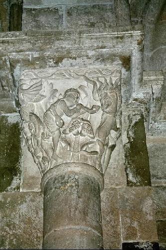 Basilique Ste. Marie-Madeleine in Vézelay