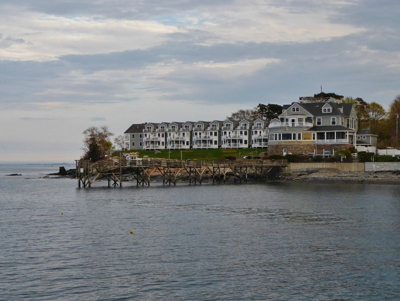 Bar Harbor Inn - Bar Harbor, Maine USA