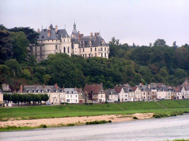 Château de Chaumont in 2006