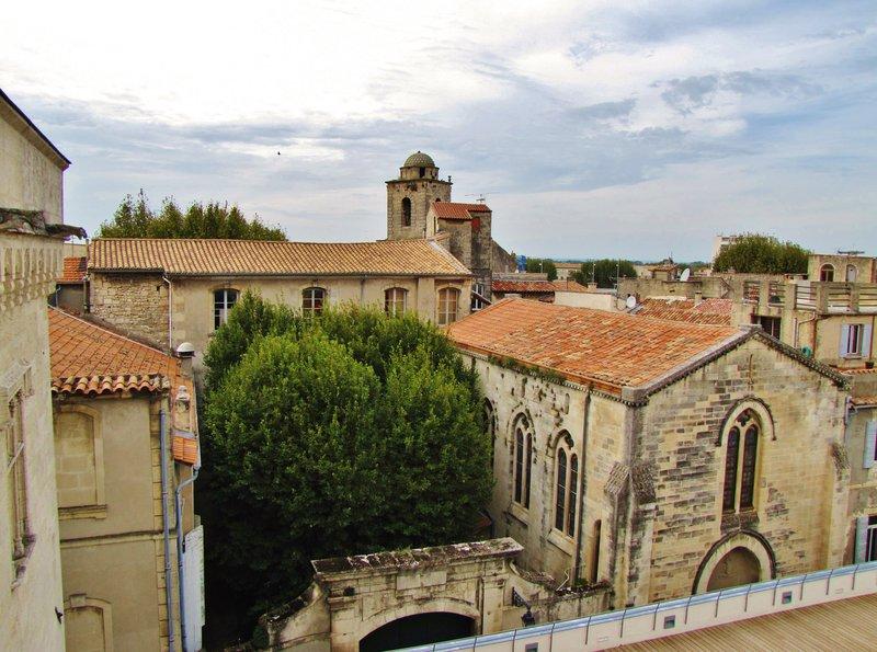 Rooftops of Arles