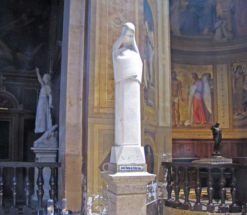 Ste. Thérèse de l'Enfant Jésus by Anne-Marie Roux