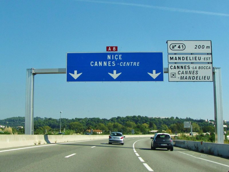 Almost to Nice . . .