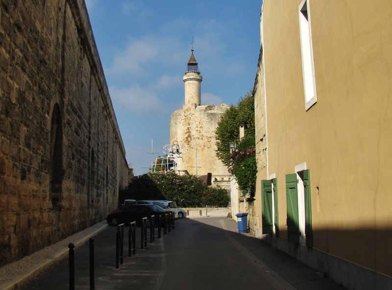 Tower of Constance in Aigues-Mortes