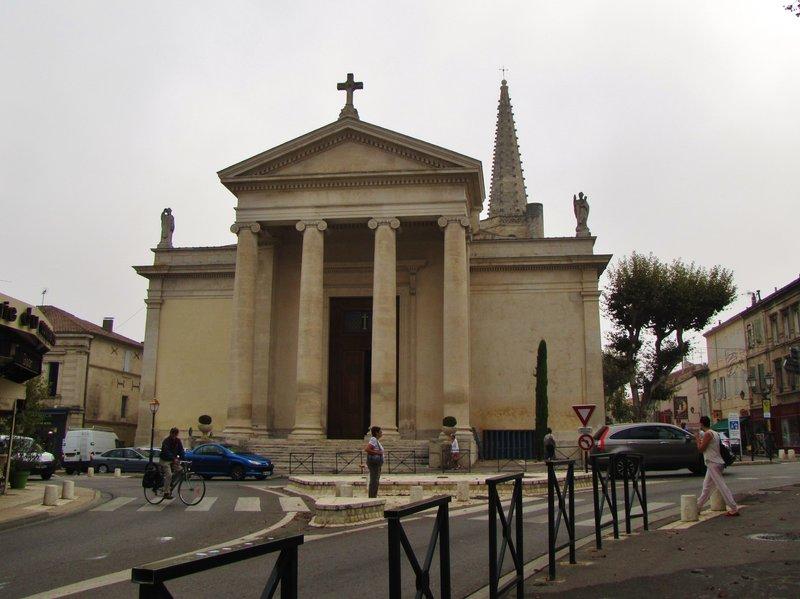 Collégiale St. Martin at Saint-Remy-de-Provence