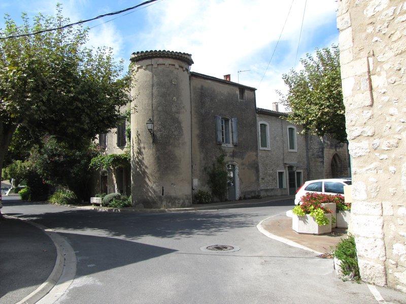 Château in Mollégès