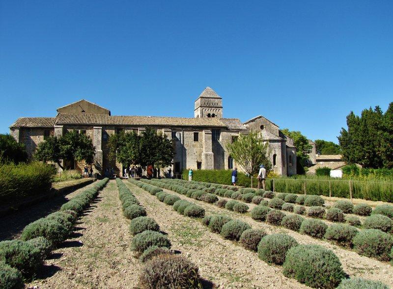 Saint Paul de Mausole Monastery and garden