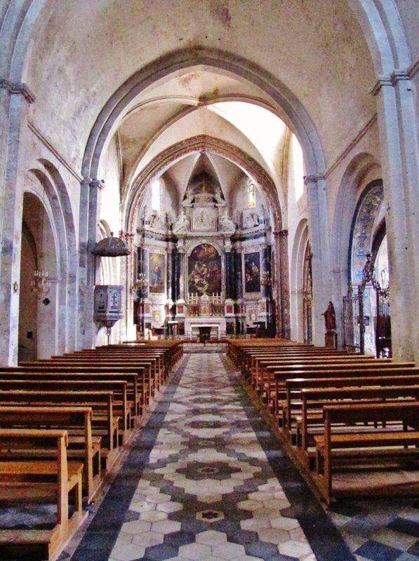 Notre Dame de Beaulieu in Cucuron