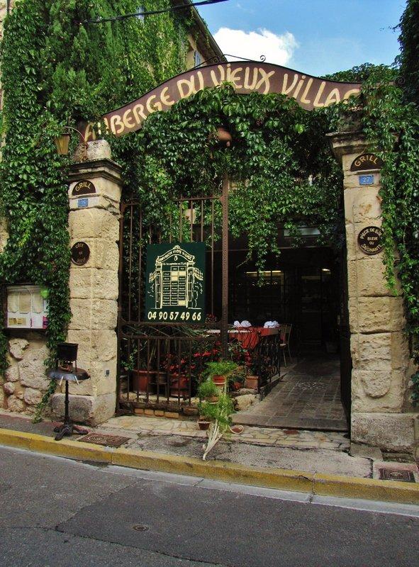 Auberge du Vieux Village in Mallemort