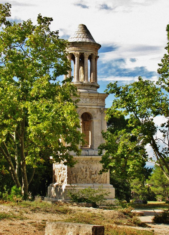 Mausoleum of the Julii at Glanum