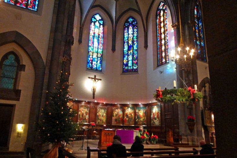 Église Catholique Saint-Pierre Le Vieux