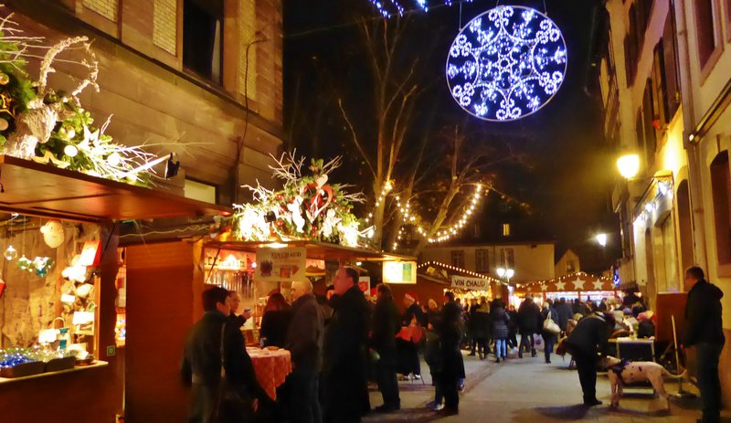 Petite France Christmas Market, Strasbourg