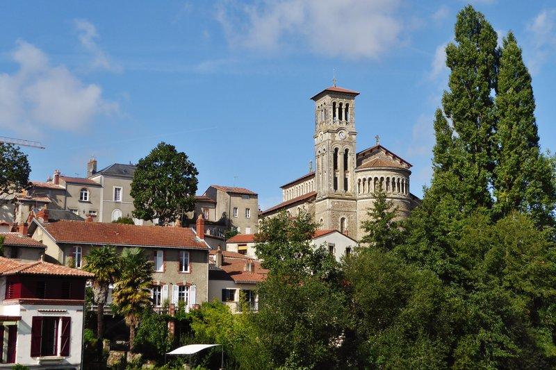 Église de la Trinité in Clisson