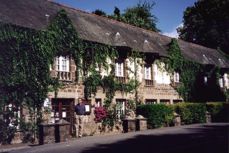 Hostellerie du Vieux Moulin in Hede