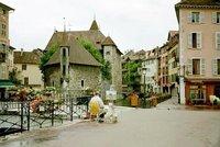 An Artist in Annecy