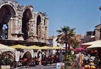 The Roman Arena in Arles