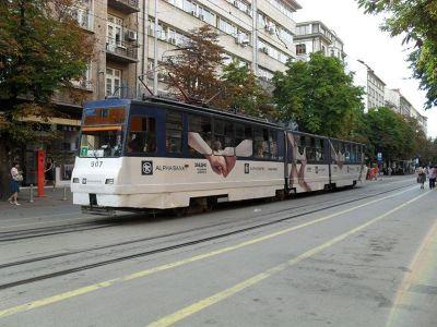 Sofia tram - Sofia