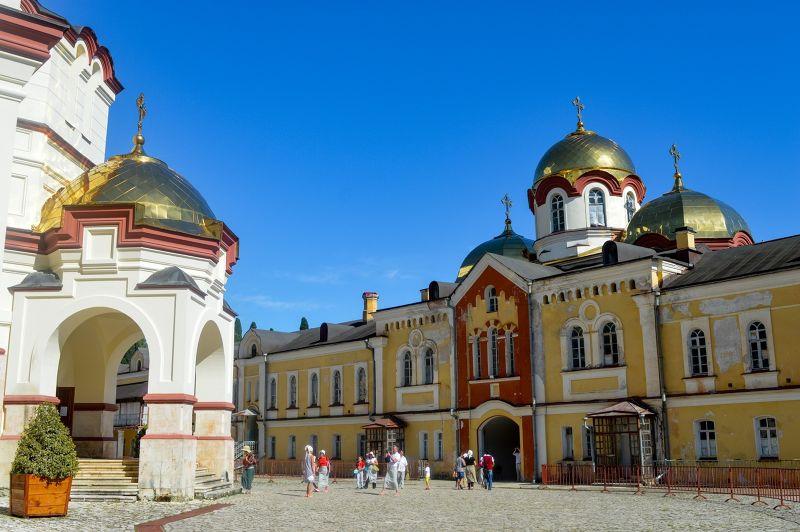 St Pantaleon's Church, Novy Afon Monastery, Abkhazia