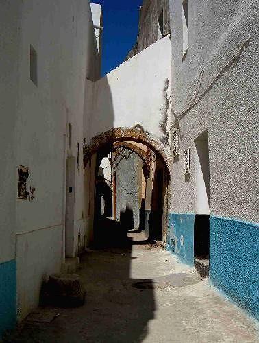 Inside Bizerte's Kasbah - Tunisia