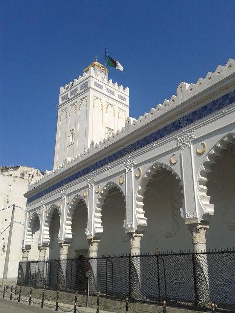 Djemaa el Kebir (Grand Mosque) - Algiers