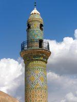 Old mosque, Erbil Citadel - Arbil