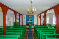 Kulusuk church, Greenland