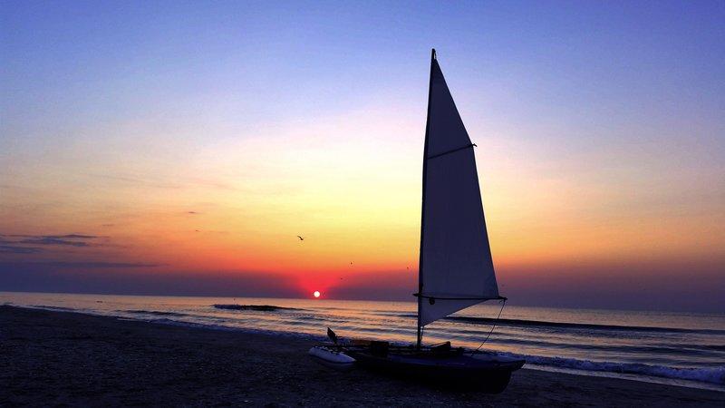 Romania seaside