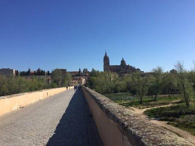 view roman bridge
